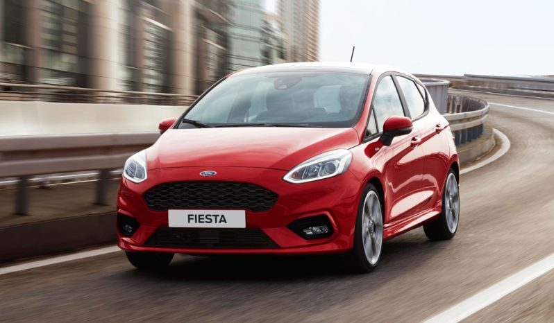 Ford FIESTA 1.0 EcoBoost 125 CV completo